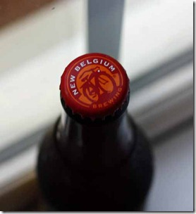 new belgium fat tire beer