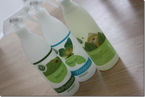 shaklee toxin free house cleaning supplies