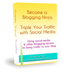 Become a Blogging Ninja: Triple Your Traffic with Social Media