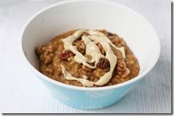 easy pumpkin oat recipe