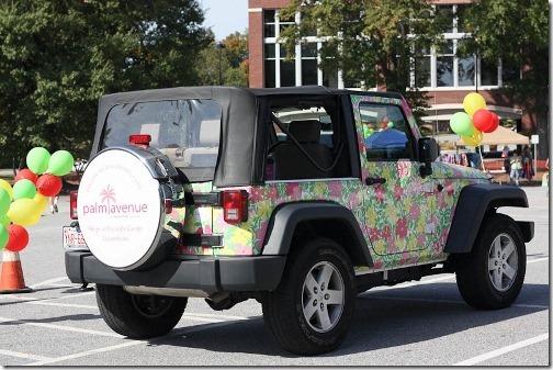 lily pullitzer palm avenue jeep
