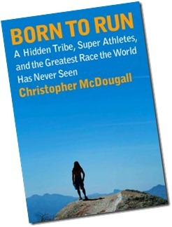 born to run barefoot running
