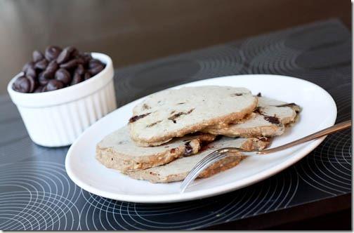 dark chocolate chip pancakes recipe