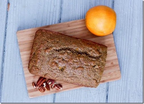 citrus pecan quick bread recipe