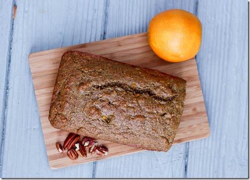 citrus pecan quick bread recipe
