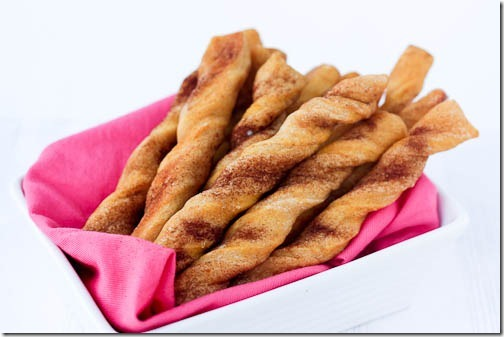 cinnamon twists recipe