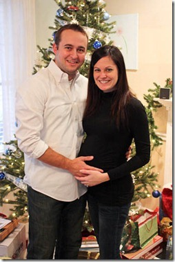 chris & heather christmas 2011