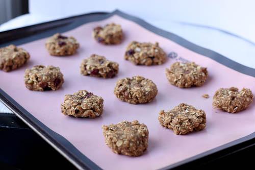 vegan oatmeal cookie recipe