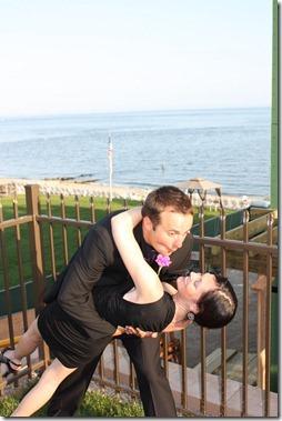 goofy wedding pictures