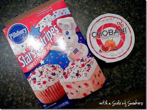 boxed cake mix with greek yogurt