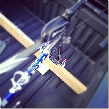building bike rack for truck