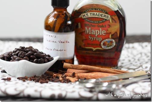 how to make a pumpkin spice latte