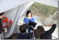 la video shoot