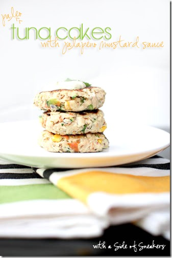 easy paleo tuna cakes recipe