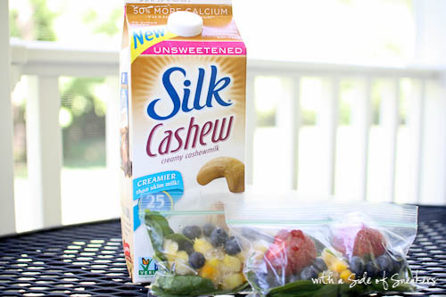 silk cashew milk