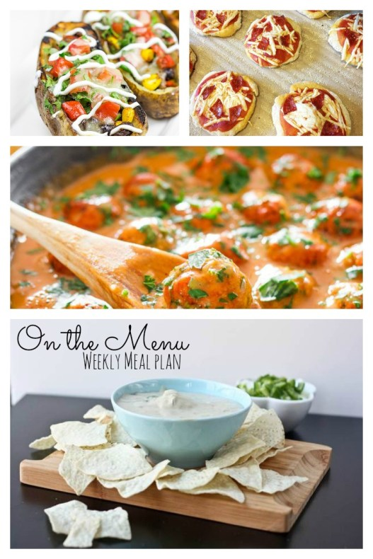 Healthy weekly meal plan ideas for the whole family. Allergy friendly.