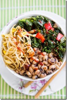 korean-blackeyed-peas-instant pot
