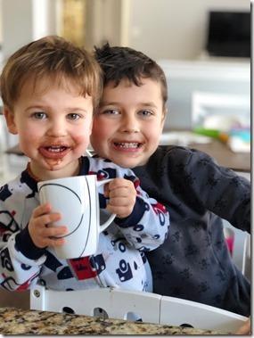 turmeric hot cocoa for immunity
