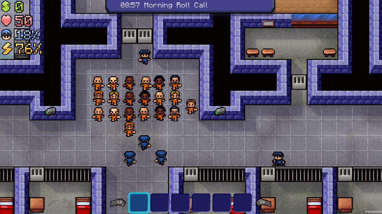 LTTP Review The Escapists SideQuesting