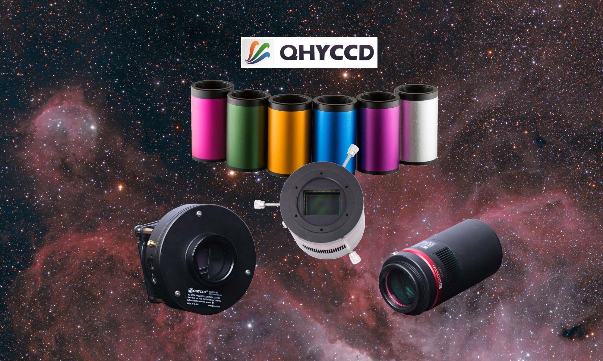 QHYCCD Cameras