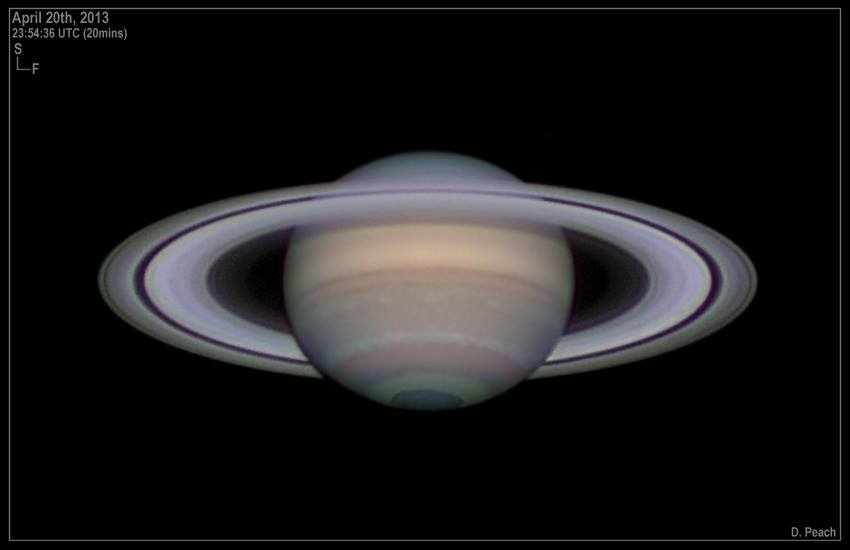 ASI120MM/MC Saturn