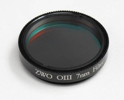 ZWO OIII 1.25 inch Narrow Band Filter