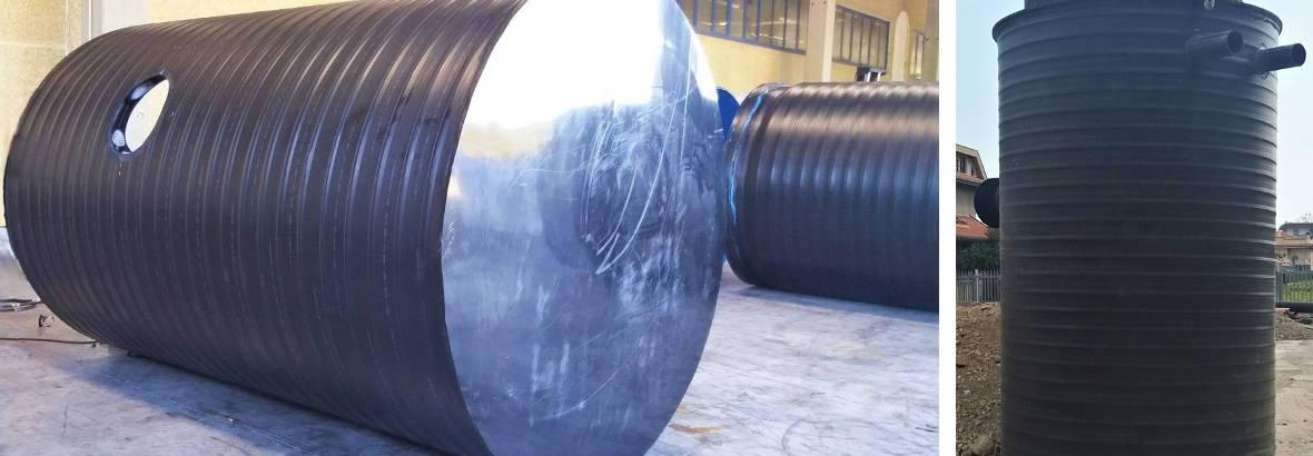 Impianto di sollevamento acque completo SGK