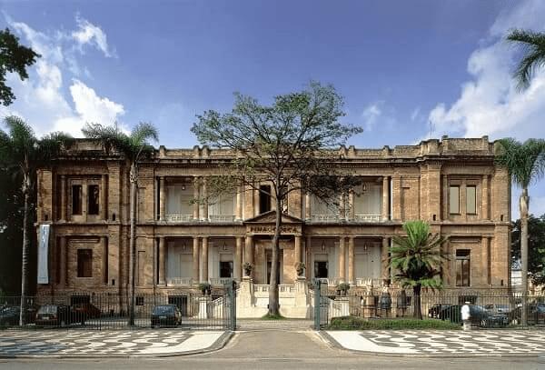 Pinacoteca: visão geral da fachada (fonte: Archidaily)