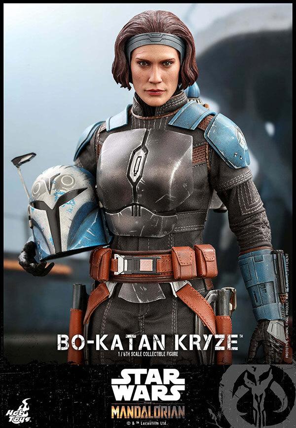 1/6th scale Bo-Katan Kryze Collectible Figure