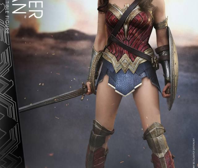 Wonder Woman Prototype Shown