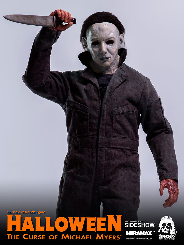 Halloween The Curse Of Michael Myers Sixth Scale Figure By T Sideshow Collectibles