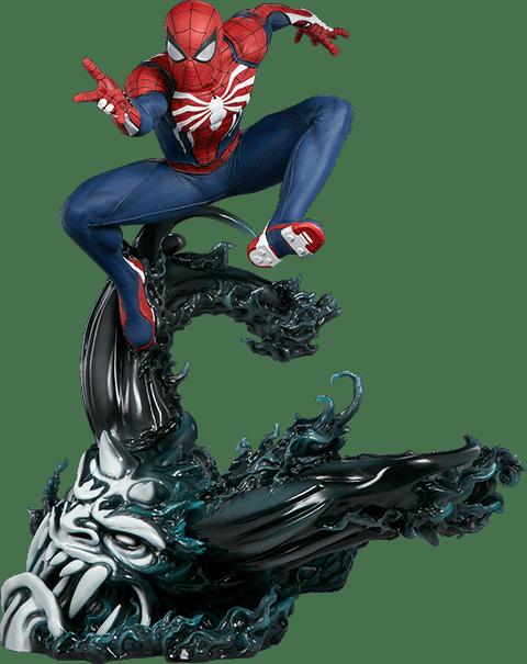 PCS Collectibles Spider-Man Advanced Suit Statue