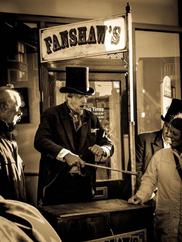 Fanshaw's in Melton Mowbray