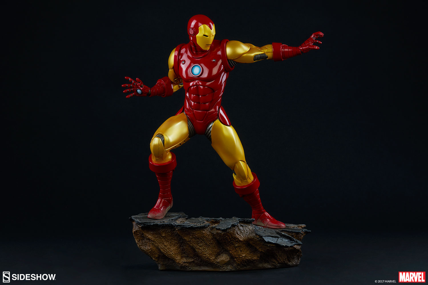 Marvel Iron Man Statue By Sideshow Collectibles Sideshow