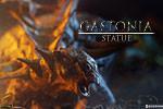 Gastonia Statue