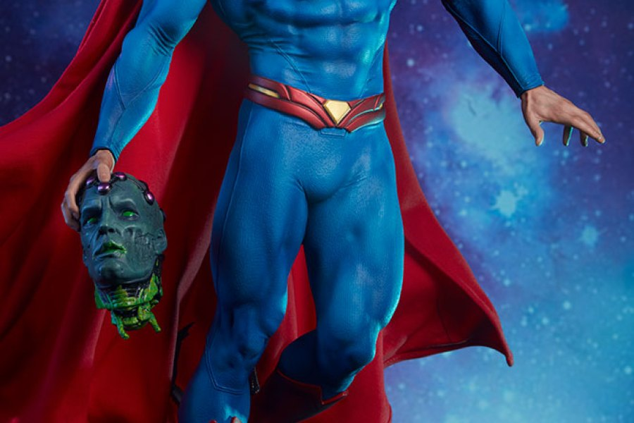 Sideshow Collectibles Superman DC Comics Premium Figure