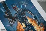 Terminator 2 Future Wars Premium Art Print
