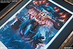 Kier Valkyries Retribution Premium Art Print