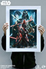 Force of Darkness Art Print