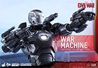 Hot Toys War Machine Mark III Sixth Scale Figure