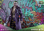 Hot Toys The Joker Purple Coat Version Sixth Scale Figure
