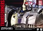 Megatron Transformers Generation 1 Statue