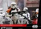 Hot Toys Stormtrooper Jedha Patrol TK-14057 Sixth Scale Figure
