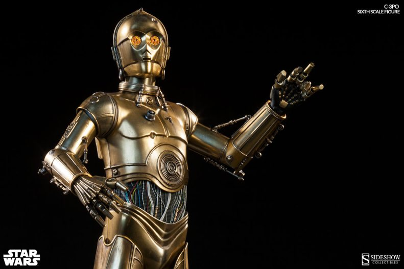 C-3PO Sixth Scale Figure
