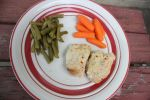 Italian Chicken - A Freezer to Slow Cooker Meal
