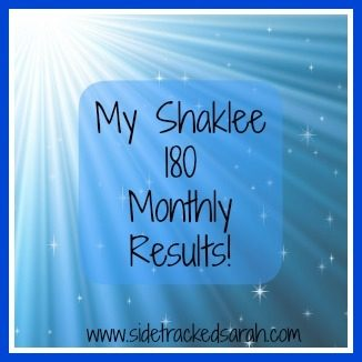 My Month 3 Results Vlog on Shaklee 180™