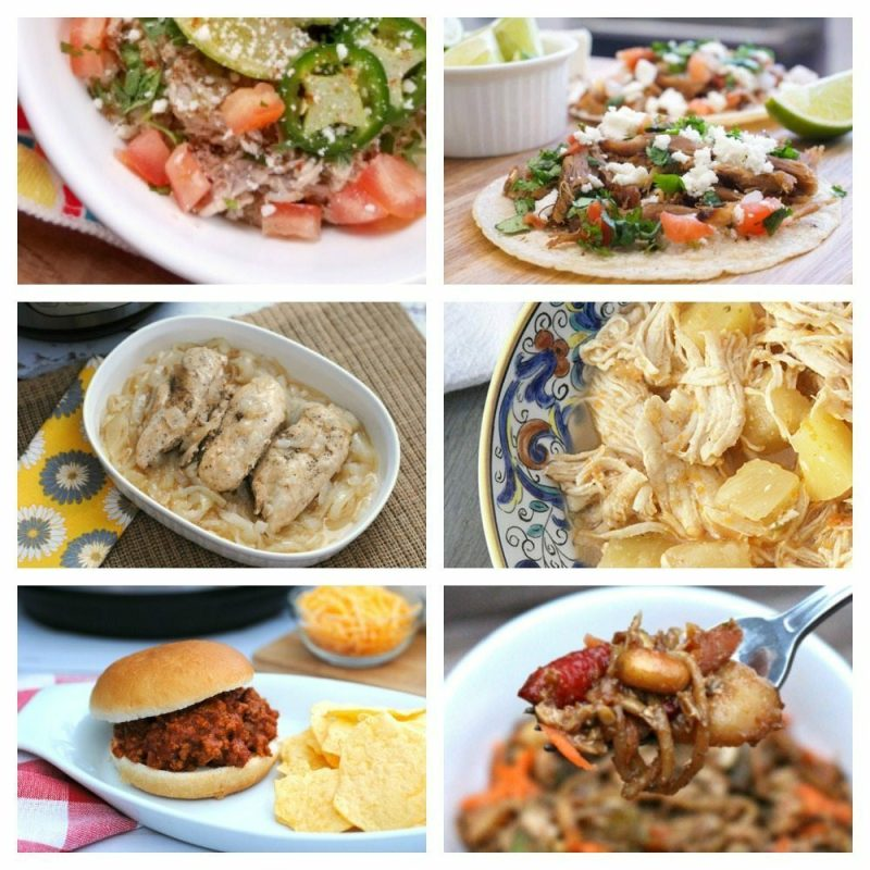 31 Healthy Instant Pot Recipes