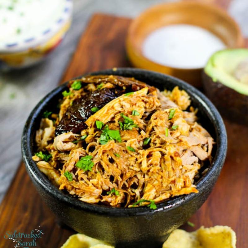 Instant Pot Pork Adobo Recipe
