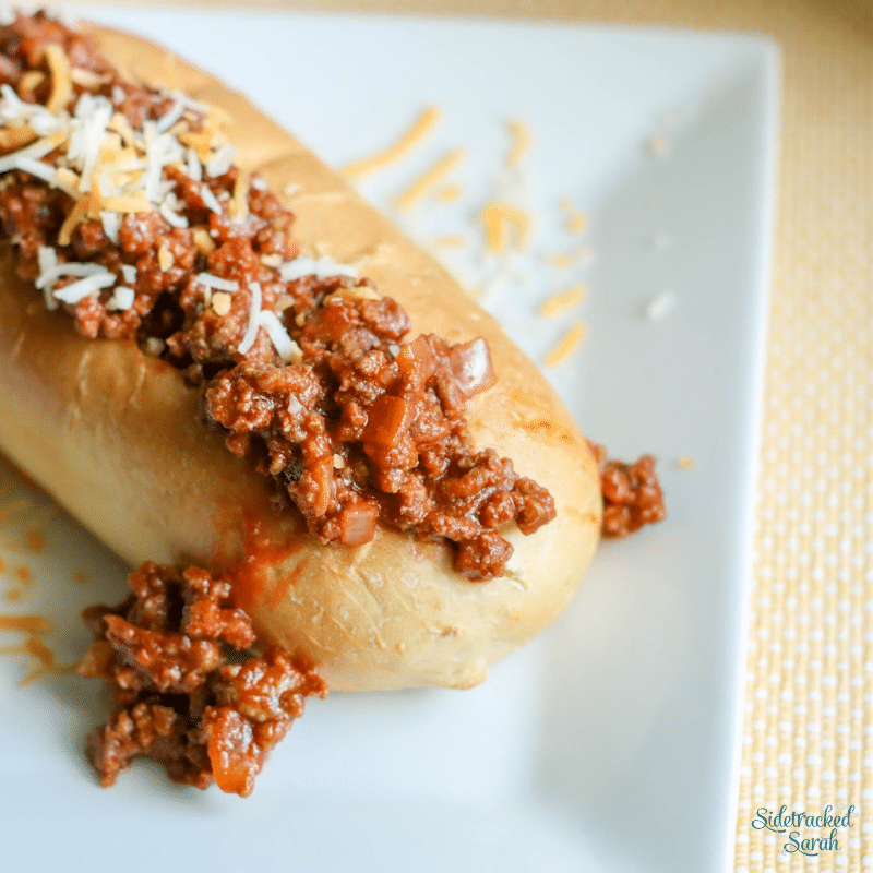 Easy Cola Sloppy Joes Recipe