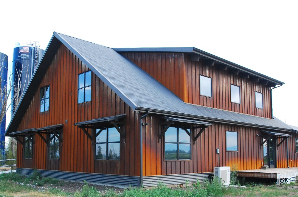 corrugated-metal-siding-rustic